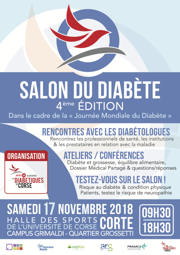 Salon du diabète en Corse