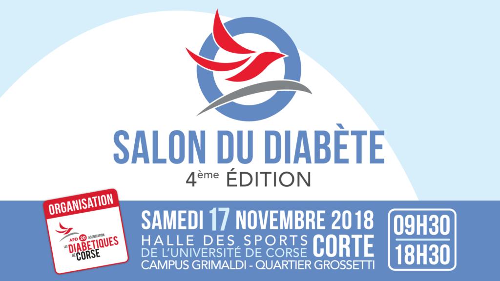 4e édition du salon du diabète en corse