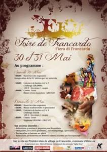 FOIRE DE FRANCARDO