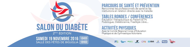 2ème Salon du Diabète de Corse