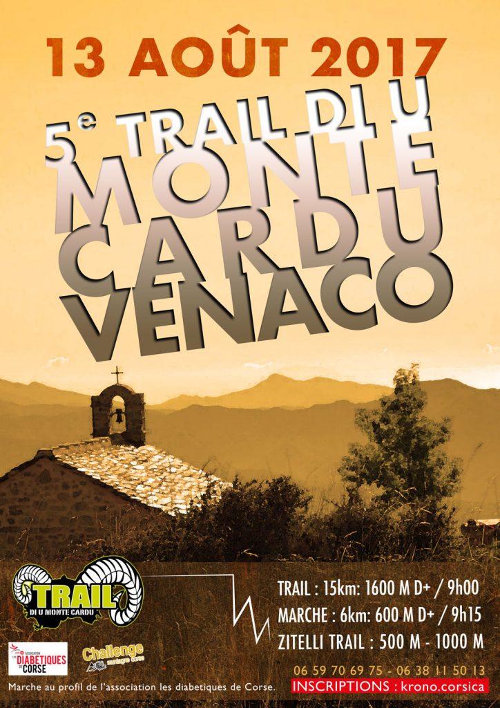 Trail Monte Cardu Venaco