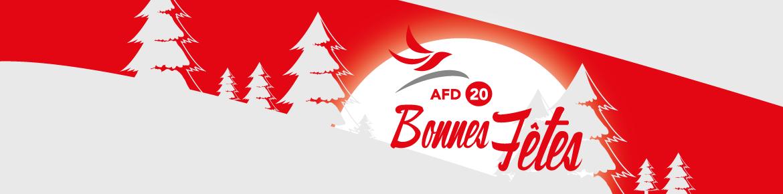 L'Association des Diabétiques de Corse vous souhaitent de très Bonne Fêtes de fin d'année.