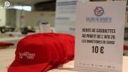 Salon du Diabète - Vente de nos casquettes