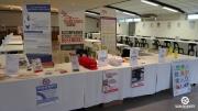 Salon du Diabète - Le stand de l'AFD20 et de Dastri