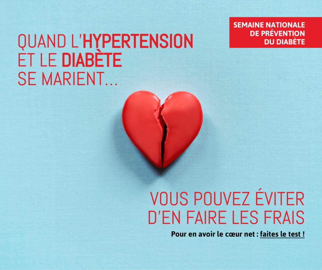 Semaine Nationale de Prévention du Diabète 2021 en Corse. Association les Diabétiques de Corse - AFD20