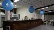 Salon du Diabète - Vue du coin bar